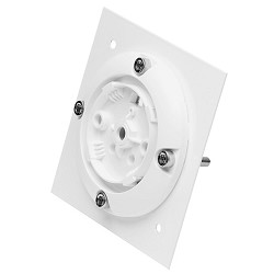 Fireray 3000-203, Flush Mount Plate with Back Plate for Fireray 3000