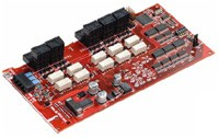 Fire-Lite ANN-RLY, Relay Module w/10 Programmable Form-C Relays