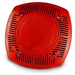 Gentex WSSPKR, Outdoor Speaker, Wall-Mount, with GBLP Back-Box, Red