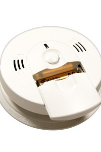 BRK 7010B, 120V AC/DC Photoelectric Smoke Alarm