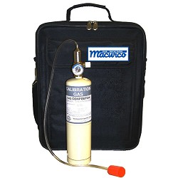 Macurco GDH-FCK, Hydrogen Gas Field Calibration Kit