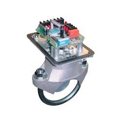 Potter VSR-FE2-25, Vane-Type Waterflow Switch for 2.5-inch Steel Pipe, with Retard, DPDT Contact(s)