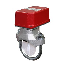 Potter VSR-5, Vane-Type Waterflow Switch for 5-inch Steel Pipe, with Retard, SPDT Contact(s)