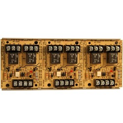 Space Age SSU MR-323/T, Low-Voltage, Low-Current, Opto-Isolated Relay, 7-10A, DPDT, 3-Position