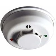 System Sensor 4WITAR-B, 4-wire P/E Smoke Detector w/Isolated Heat, Sounder, Form C Relay