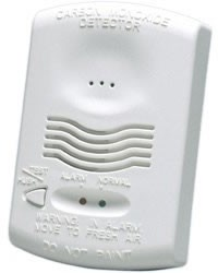 System Sensor CO1224T 4-wire CO Detector w/RealTest Technology