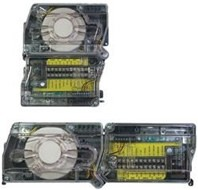 System Sensor D4120 4 Wire P E Low Flow Duct Smoke Detector