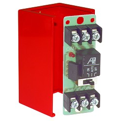 Space Age SSU MR-601/C/R, Multi-Voltage Series Relay w/Manual Override, 7-10A, SPDT, 1 Position