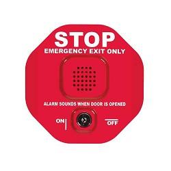 sti 6400 exit stopper multi function door alarm security