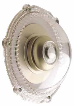 STI 9115, Thermostat Protector, Dome Shape, Clear