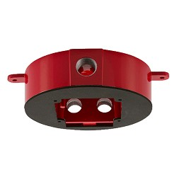 System Sensor SA-WBBC Ceiling Mount Outdoor Back Box