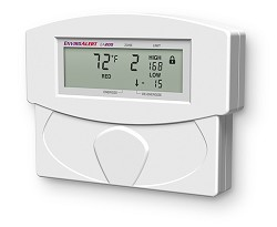 Winland EnviroAlert EA200-12, 2-Zone Environmental Monitoring Alarm, 12V DC
